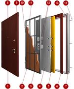 Доп. опции Двери