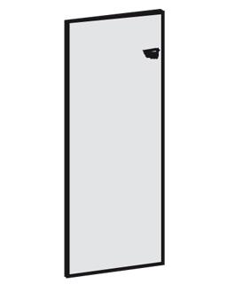 Щитовые двери (1 створка)