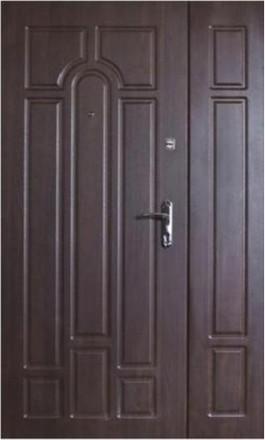 Входная дверь АРКА улица с притвором