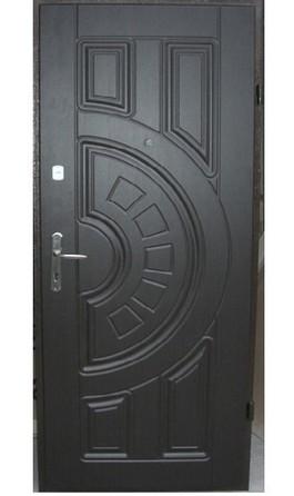 Входная дверь ГРЕЦИЯ венге 960*2050
