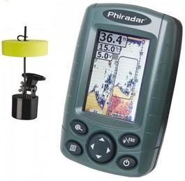 Эхолот Phiradar FF188N двухлучевой