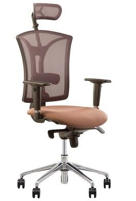 Кресло компьютерное PILOT R HR NET