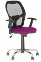 Кресло MASTER NET GTR CHROME