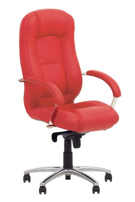 Кресла MODUS STEEL CHROME (TILT) ECO