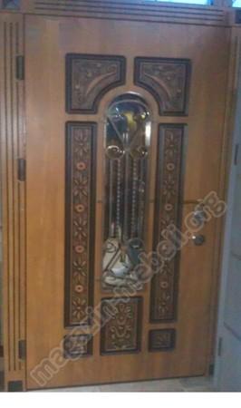 Входная дверь ЭКСКЛЮЗИВ со стеклопакетом