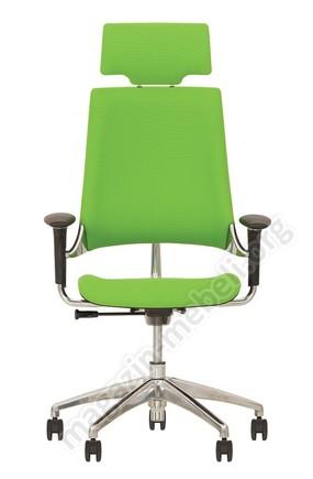 Кресло HIP HOP R WHITE
