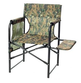 Раскладное кресло Режиссер с полкой