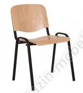 Стул ISO wood black