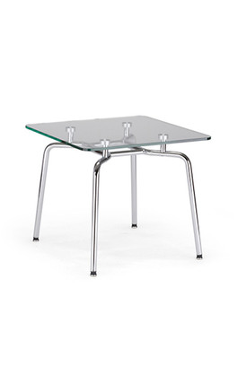 HELLO TABLE GL CHROME